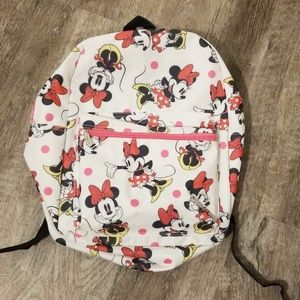 NWOT Disney Minnie Mouse backpack